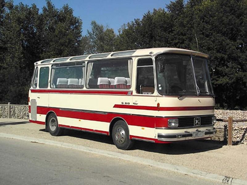 Car SETRA S 80
